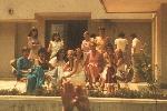 Casa Scriitorilor Neptun -  Irina Petraş_Doina Uricariu_ Laura Poantă_ Ioana Uricaru_ Lucia Uricaru_ Iuliana Petrian_ An _ http://irinapetras.ro/Poze/carti/Casa_scriitorilor_la_Neptun.jpg