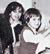 Irina Petraş şi Laura Poantă 1975 _ http://irinapetras.ro/Poze/carti/irina_laura__rev_1975.jpg