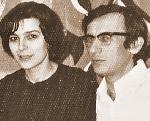 Irina Petraş şi Petru Poantă 1975 _ http://irinapetras.ro/Poze/carti/irina_si_petre_1975.jpg